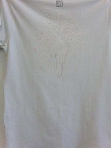手描き 花火Tシャツ 2013 (56)