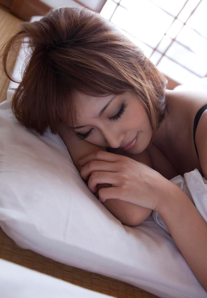 【No.1472】 寝顔 / 明日花キララ
