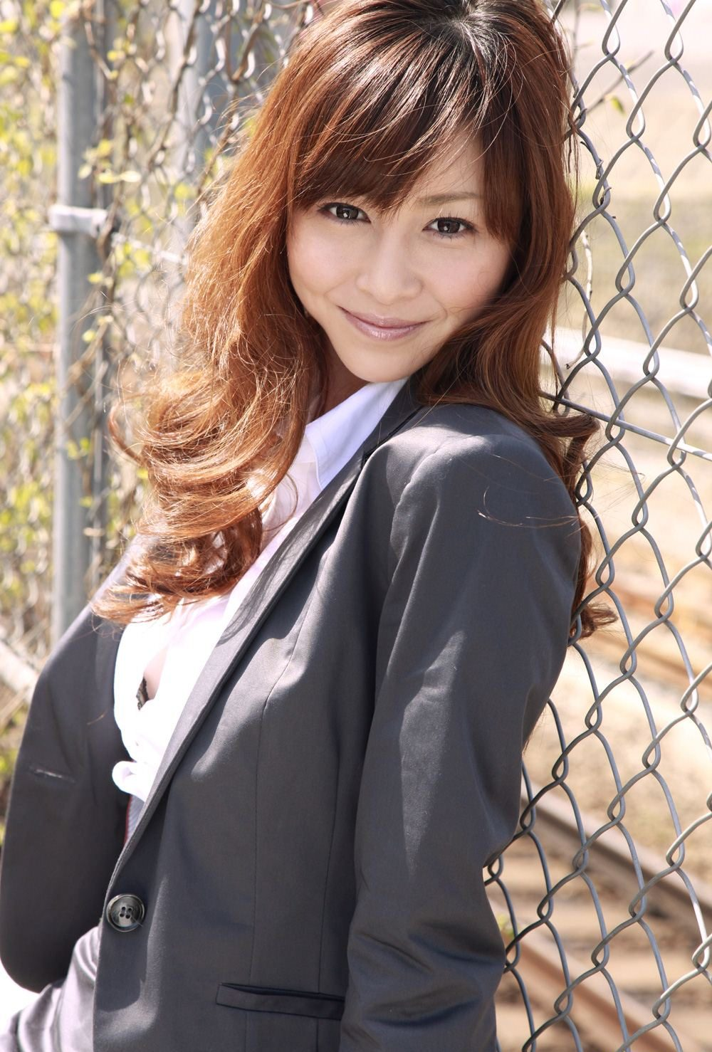 【No.609】 OLスーツ / 杉原杏璃