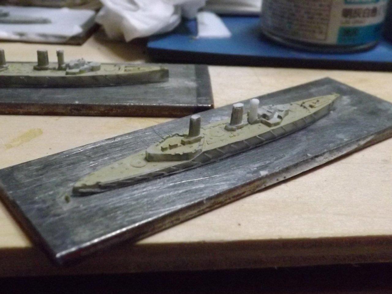 RN工廠 ドッガーバンク海戦~その1「ライオン級の建造」