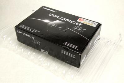 Dr.DAC2DX エアクッション 外箱