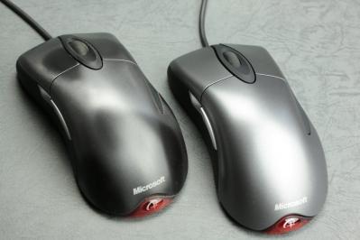 マイクロソフト インテリマウス
