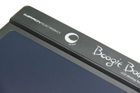 Boogie board リセットボタン