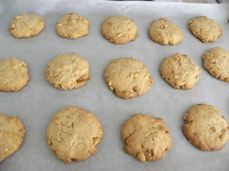 再クッキー