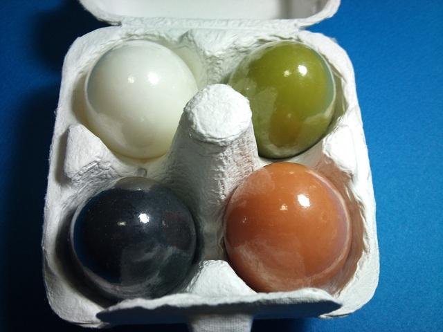 Holika Egg Soap2
