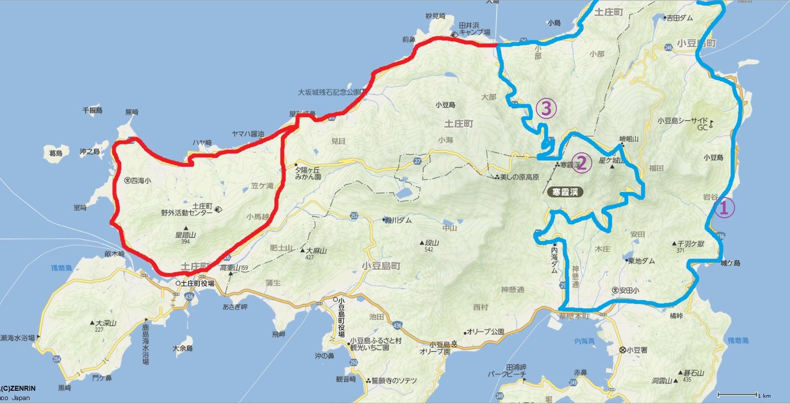 小豆島ツーリング ~其の3~