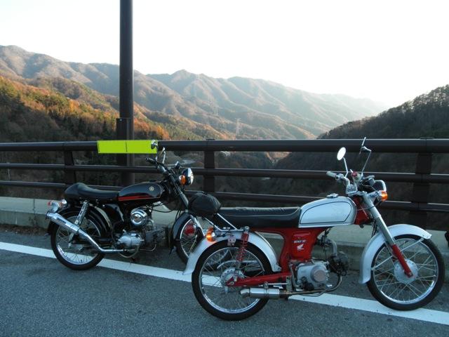 紅葉・温泉ツー&SL230de高速