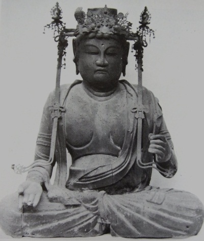 甘露寺・十一面観音坐像