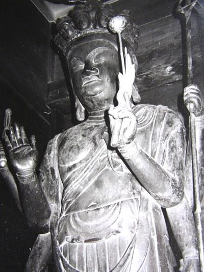 三重・観菩提寺十一面観音立像