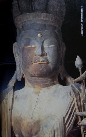 兵庫・楊柳寺十一面観音立像