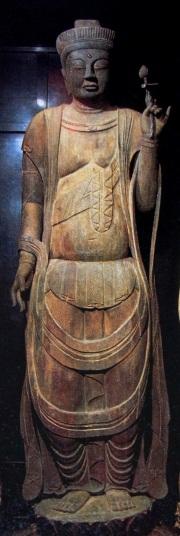 楊柳寺・楊柳観音立像