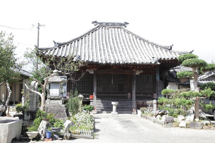 松阪薬師寺 本堂