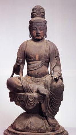 矢田寺 虚空蔵菩薩像