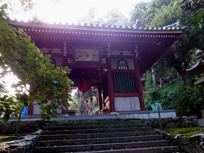 太江寺・仁王門