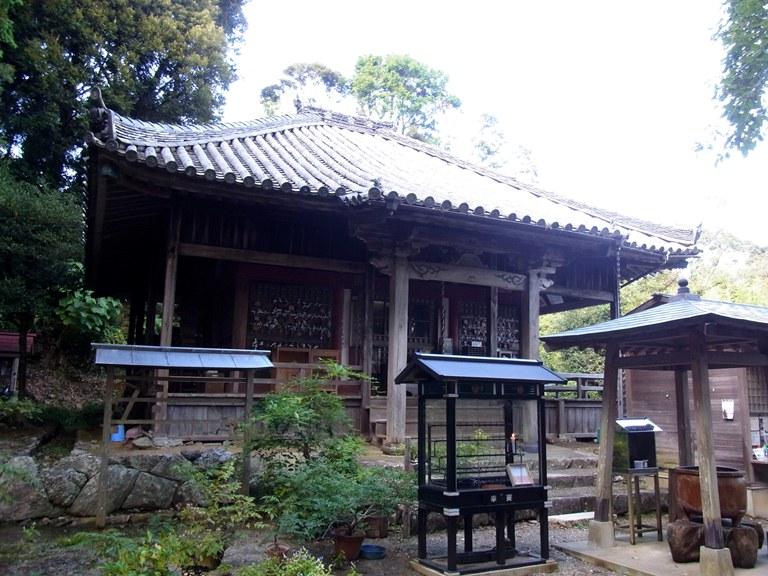 太江寺・本堂