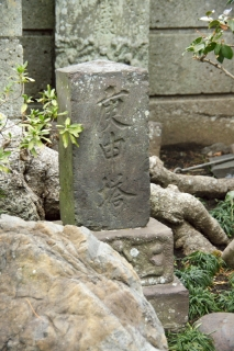 江島道:密蔵寺の庚申塔