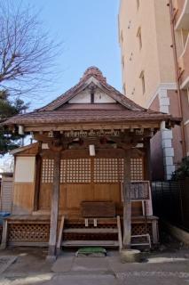 江島道:藤沢庚申堂