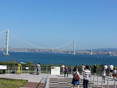 明石海峡大橋6