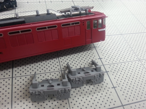 TOMIX EF71 その3