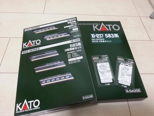 新KATO583系1