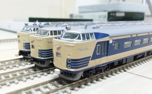 新KATO583系4