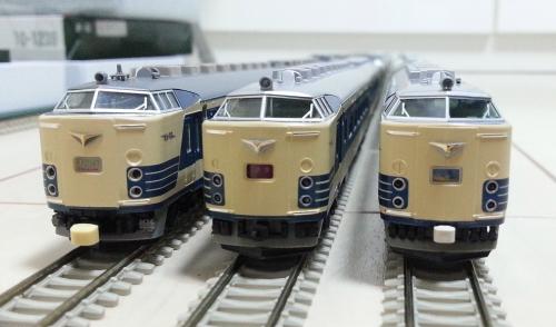 新KATO583系7