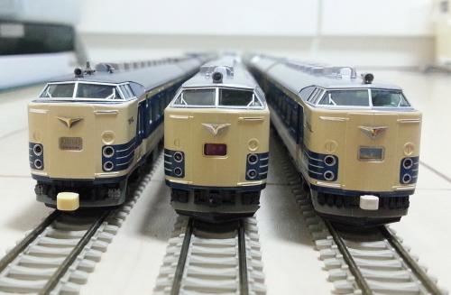 新KATO583系8