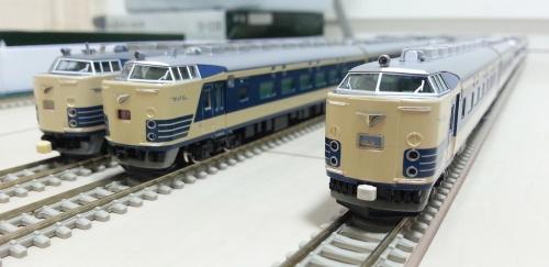 新KATO583系11