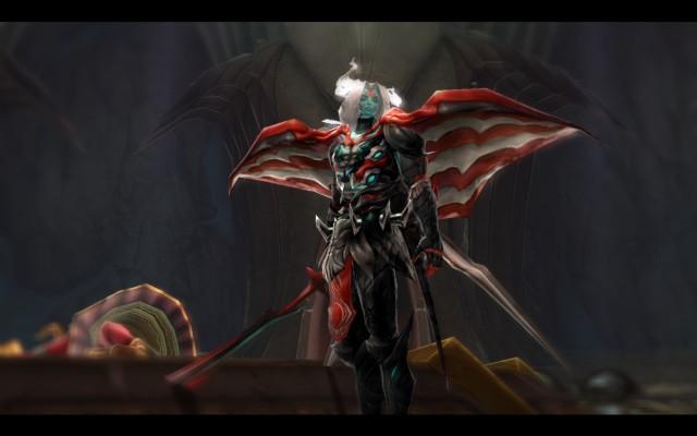 悪の剣士?