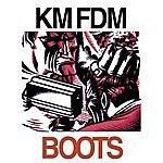 KMFDM Boots 2002