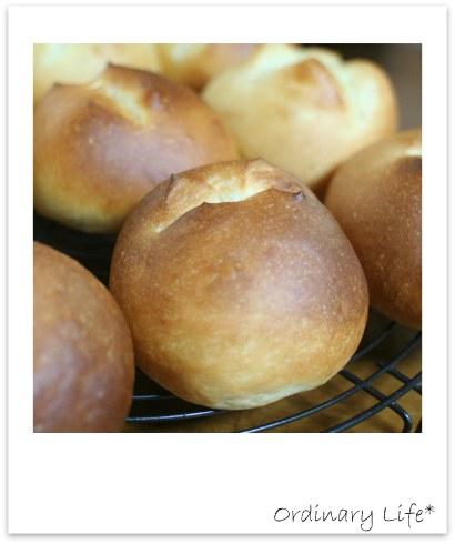 ホシノでまるパン。