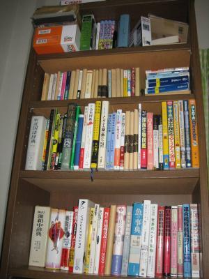 押入れの中には別の本棚が