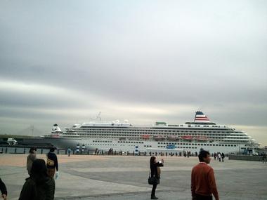豪華客船!