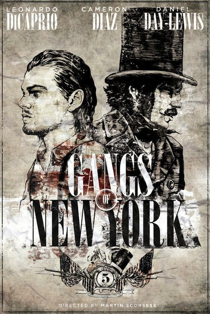 gang of newyork