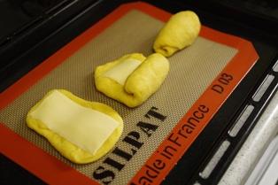 カレーチーズパン01