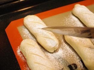 ふじっ子おまめさん「丹波黒黒豆」でつくる、しっとり甘い黒豆パン08