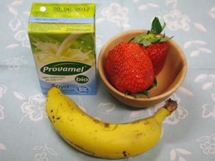 イチゴとバナナの豆乳ドリンク01