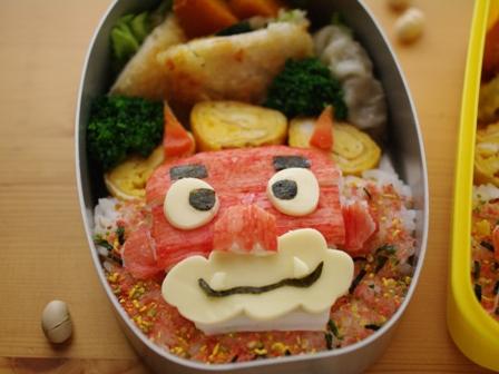 オニ!鬼!☆節分のお弁当01