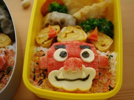 オニ!鬼!☆節分のお弁当02