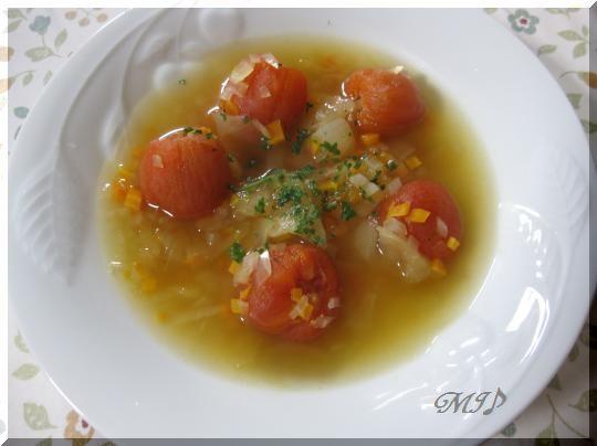 『トマトのスープ』