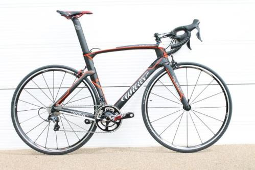 Wilier Cento 1 Air full bike driveside