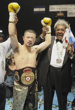 小堀佑介さん以来の世界チャンピオンへの職質(^_^;)