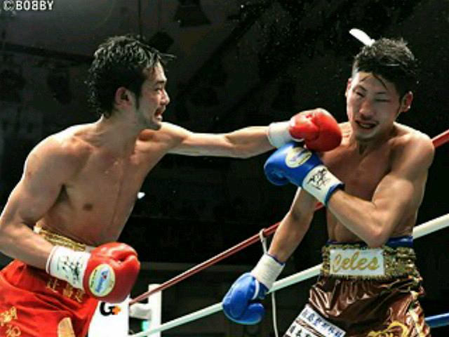 東日本ボクシング表彰