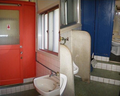 奥野ビル・トイレ