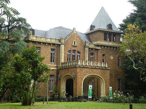前田侯爵邸