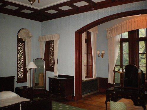 旧前田侯爵邸・主寝室