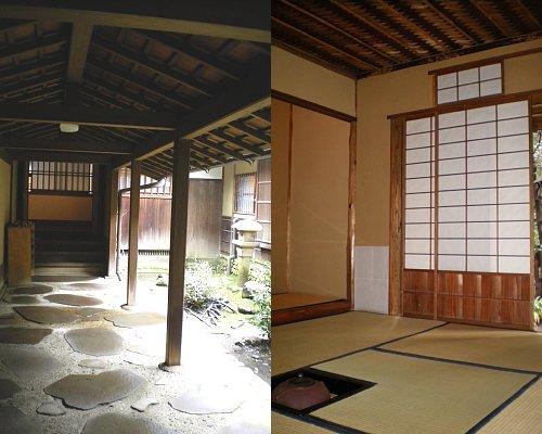 旧前田侯爵邸・茶室