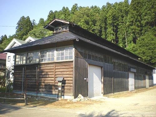 旧角館製糸工場