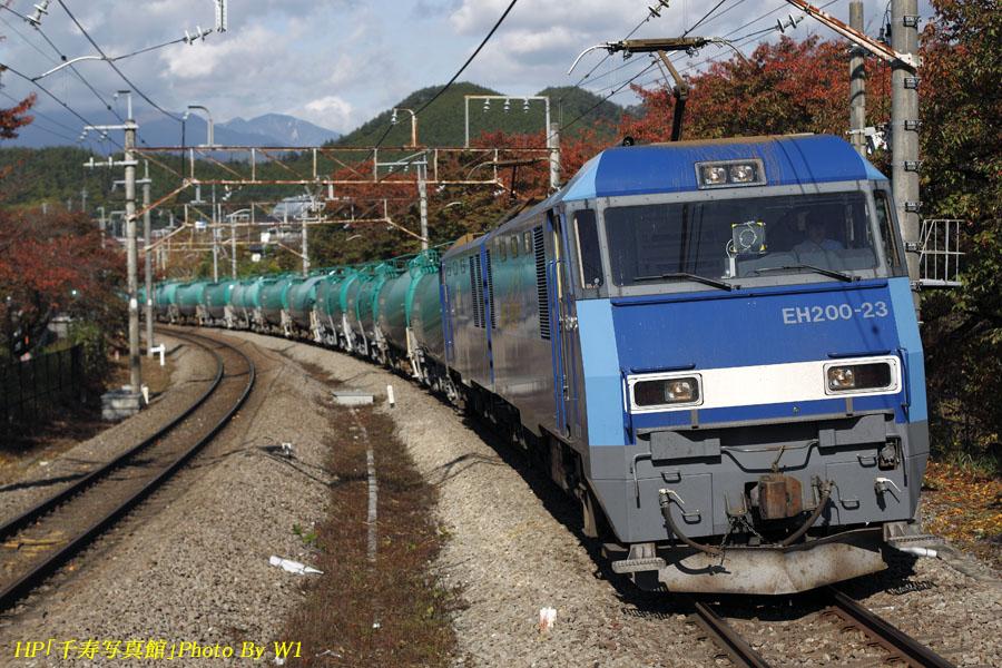 EH200燃料専貨