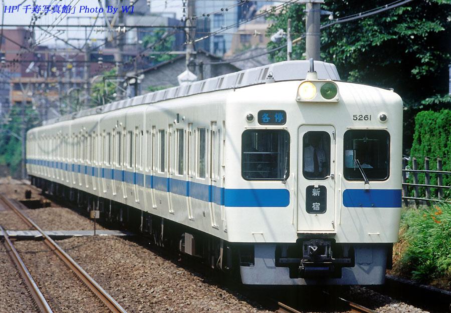 小田急5000系(2)
